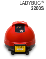 Ladybug 2200S Steam Cleaner