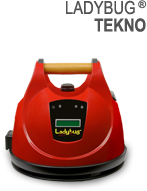 Ladybug Tekno 2350 Steam Cleaner
