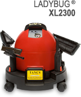 Ladybug XL2300 Steam Cleaner